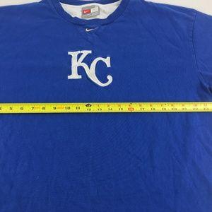 online retailer ff69b ae86e Nike Shirts - Vintage Nike Kansas City Royals MLB T-Shirt